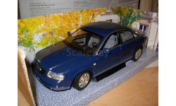 модель 1/18 Audi A6 C5 1997 Checkmate Models FAW металл 1:18