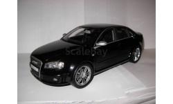модель 1/18 Audi RS4 Minichamps металл 1:18 RS 4, масштабная модель, Maisto