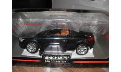 модель 1/18 Audi TT Cabrio 2006 Minichamps металл 1:18