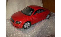 модель 1/18 Audi TT Coupe Revell металл 1:18, масштабная модель, scale18