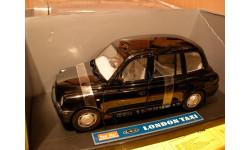 модель 1/18 Austin London Taxi CAB 1998 SunStar металл, масштабная модель, 1:18