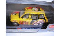 модель 1/18 Austin London Taxi CAB 1998 MARMITE Sun Star металл 1:18, масштабная модель, Sunstar, scale18