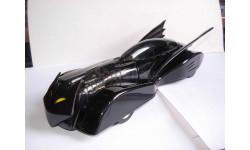 модель 1/18 Batmobile BMBV1 Comics 2000 Corgi металл 1:18