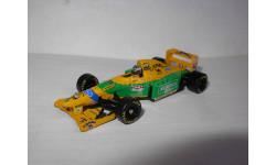 модель F1 Формула 1 1/64 Benetton Ford B193 5 Schumacher Micro Champs/Minichamps/PMA металл, масштабная модель, 1:64