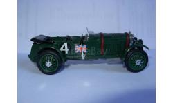 модель 1/43 Bentley 1930 4 Rally Brumm металл 1:43, масштабная модель, scale43