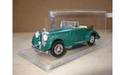 модель Bentley 4,4-litre Universal Hobbies металл