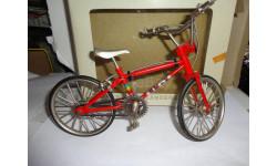модель 1/10 велосипед BM-X металл 1:10, масштабная модель мотоцикла
