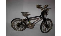 модель 1/10 велосипед BM-X металл без коробки 1:10, масштабная модель мотоцикла