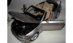 модель 1/18 BMW 1-й серии cabrio Kyosho металл