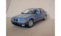 модель 1/18 BMW 3-ей серии E36 седан UT Models металл