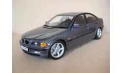 модель 1/18 BMW 3-ей серии E46 седан UT Models металл