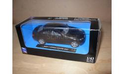 модель 1/43 BMW 3-series E92 Coupe 2007 New Ray металл 1:43, масштабная модель, scale43