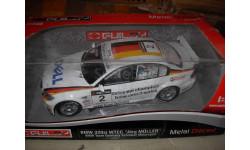 модель 1/18 BMW 320si WTCC #2 Jorg Muller Guiloy металл 1:18
