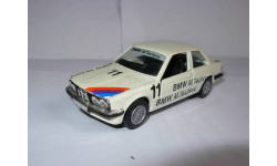 модель 1/43 BMW 325i E30 #11 'BMW M Technic' Gama Western Germany металл