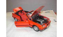 модель 1/18 BMW 325i E36 Convertible 1993 Maisto металл, масштабная модель, scale18