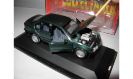 модель 1/43 BMW 325i 3-series E36 седан Yatming Road Tough металл 1:43, масштабная модель, scale43