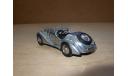 модель 1/43 BMW 328 Roadster 1940 Schuco металл 1:43, масштабная модель, scale43