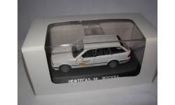 модель 1/43 BMW 5-series touring E34 Ruhrgas Нефтегаз-96 Москва Schuco 5 tметалл, масштабная модель, scale43