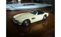 1/43 модель BMW-507 DelPrado металл, масштабная модель, scale43, Del Prado (серия Городские автомобили)