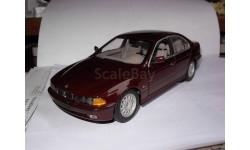 модель 1/24 BMW-5 525tds E39 Paul's Model Art/Minichamps металл, масштабная модель, scale24