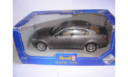 модель 1/18 BMW 530i E60 2003 Jadi/Revell металл БМВ 1:18 в коробке, масштабная модель, scale18
