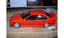 модель 1/18 BMW 318is E36 UT Models металл
