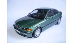 модель 1/18 BMW 328i E46 седан UT Models металл, масштабная модель, 1:18