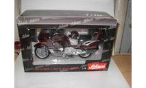 1/10 модель мотоцикл BMW K 1200 LT Schuco металл 1:10 BMW K1200LT, масштабная модель мотоцикла, scale10
