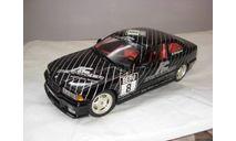 модель 1/18 BMW M3 Coupe E36 #8 AC Schnitzer Wollgarten БМВ UT Models металл 1:18, масштабная модель, scale18