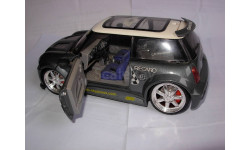 модель 1/24 BMW MINI Cooper S Kentoys металл 1:24