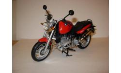 1/10 модель мотоцикл BMW R1100 R Maisto металл 1:10, масштабная модель мотоцикла