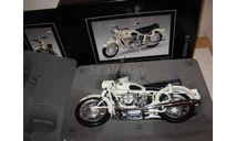 1/10 модель мотоцикл BMW R69/S Schuco металл 1:10, масштабная модель мотоцикла, scale10