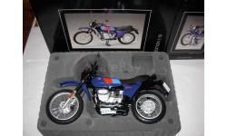 1/10 модель мотоцикл BMW R80 G/S Schuco металл, масштабная модель мотоцикла, 1:10