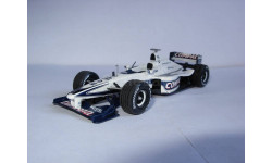 модель F1 Формула-1 1/43 BMW Williams FW21 Launch version 2000 #9 Ralf Schumacher Minichamps/PMA металл