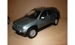 модель 1/18 BMW X5 3.0d Kyosho металл 1:18 X 5