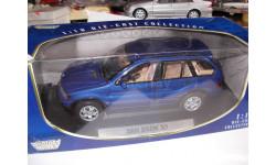 модель 1/18 BMW X5 Motor Max металл 1:18 X 5