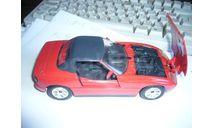 модель 1/24 BMW Z1 с поднятым тентом Revel  металл 1:24, масштабная модель, scale24, Revell