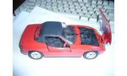 модель 1/24 BMW Z1 с поднятым тентом Revel  металл