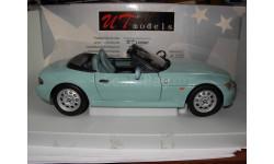 модель 1/18 BMW Z3 Roadster UT Limited металл, масштабная модель, 1:18