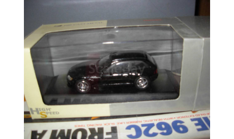 модель 1/43 BMW Z3 Coupe High Speed металл 1:43, масштабная модель, scale43
