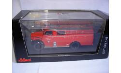 модель 1/43 пожарный Borgward B2500 LF8 Schuco металл, масштабная модель, scale43
