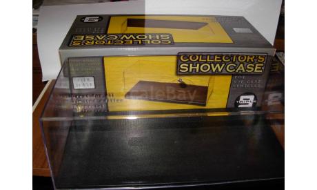 1:18 1:24 1:25 1:20 1:16 акриловый бокс в упаковке Display box Collector's Show Case 1/18 1/24 1/25 1/20 1/16, боксы, коробки, стеллажи для моделей, Triple 9 Collection