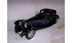 модель 1/24 Bugatti Royale 1930 Coupe Napoleon Franklin Mint металл, масштабная модель, 1:24