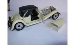 модель 1/43 Bugatti Royale 41 1927 закрытый Rio Italy металл 1:43
