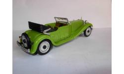 модель 1/43 Bugatti Royale 41 1927 открытый Rio Italy металл, масштабная модель, 1:43