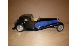 модель 1/22 Bugatti Royale Type 41 1930 Solido France металл 1:22, между 1:18 и 1:24, масштабная модель, 1/18