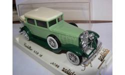 модель 1/43 Cadillac 452A 1931-1932 Solido France металл
