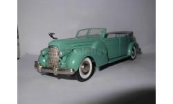 модель Cadillac V16 1938-40 Cabrio Rextoys France металл