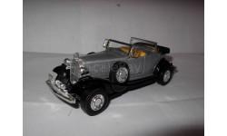 модель-игрушка 1/43 Cadillac 1932 Yatming металл