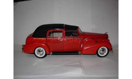 модель 1/18 Cadillac 1938 Signature Models металл 1:18, масштабная модель